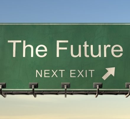 Predicting the future: a paperless lesson