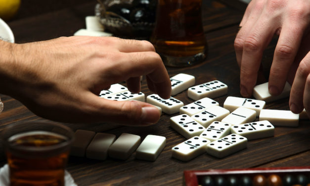 Conditional dominoes warm-up activity