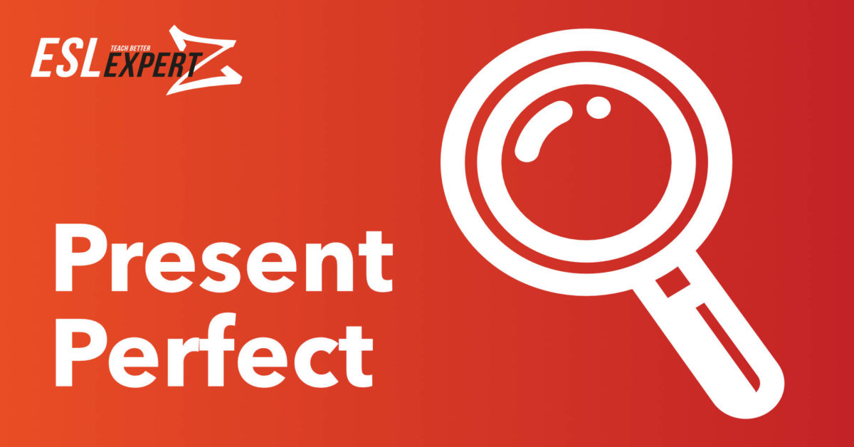 Odd one out mini activity: Present Perfect