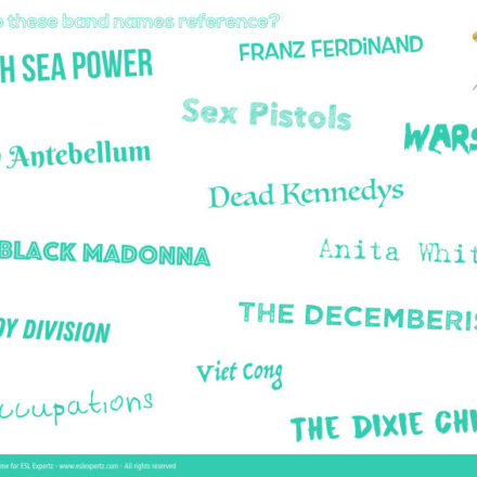 Offensive Band Names